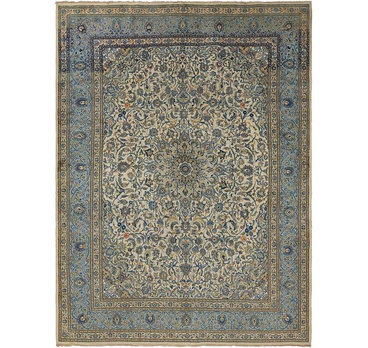 9' 10 x 13' 2 Kashmar Persian Rug