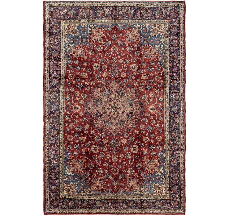 10' x 15' 3 Isfahan Persian Rug