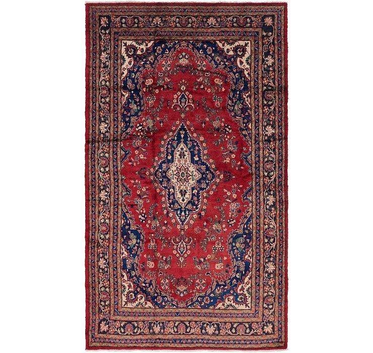 215cm x 390cm Hamedan Persian Rug