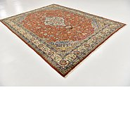 Link to 8' 3 x 11' Sarough Persian Rug