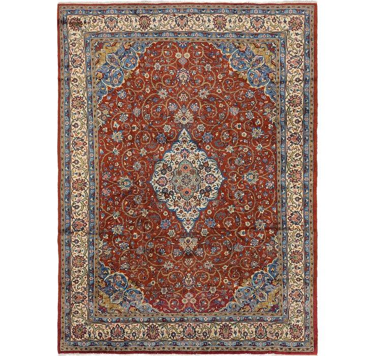 250cm x 335cm Sarough Persian Rug