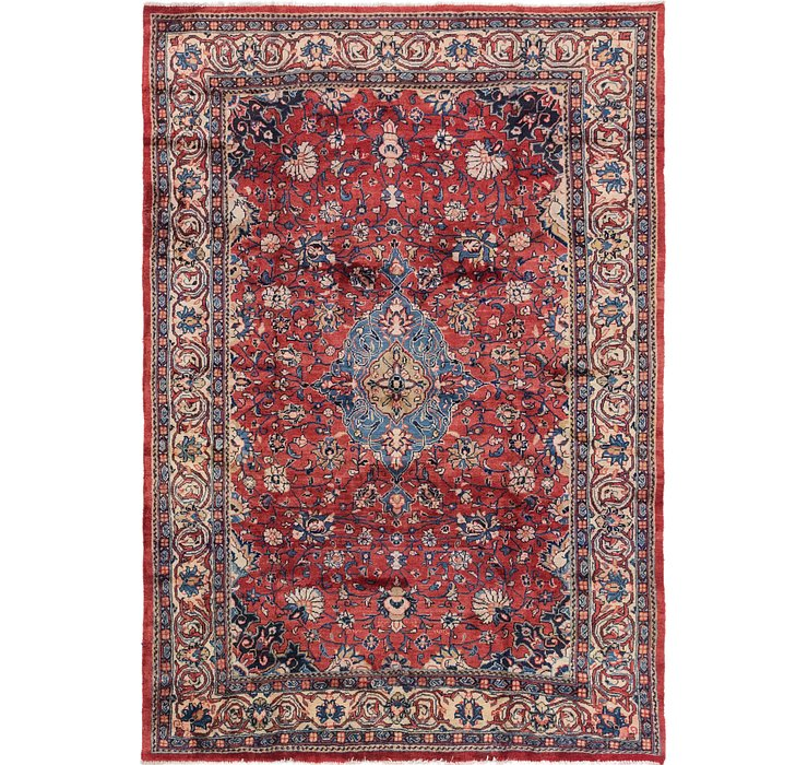 225cm x 323cm Farahan Persian Rug