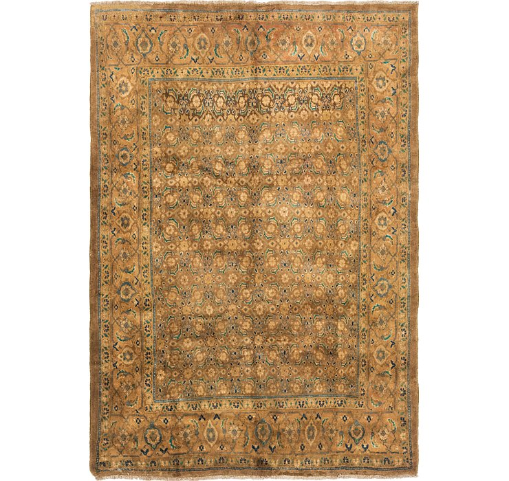 HandKnotted 6' 8 x 10' 2 Farahan Persian Rug