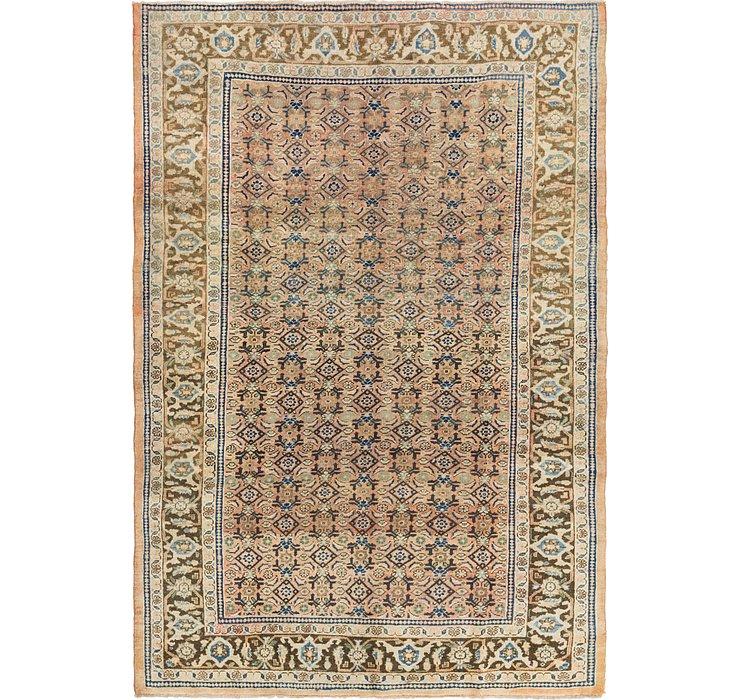 7' x 10' 5 Farahan Persian Rug