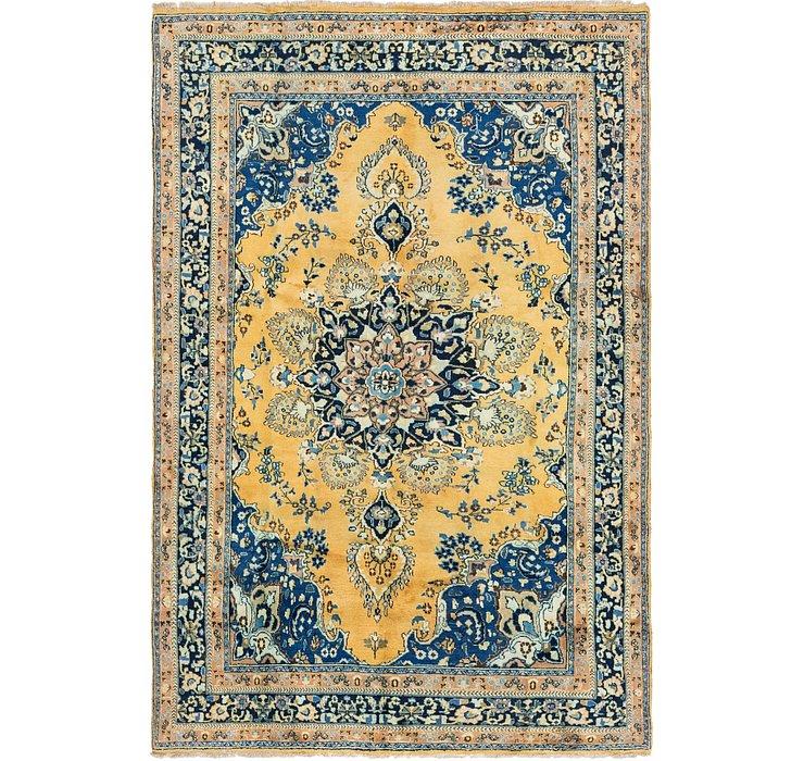 195cm x 297cm Golpayegan Persian Rug