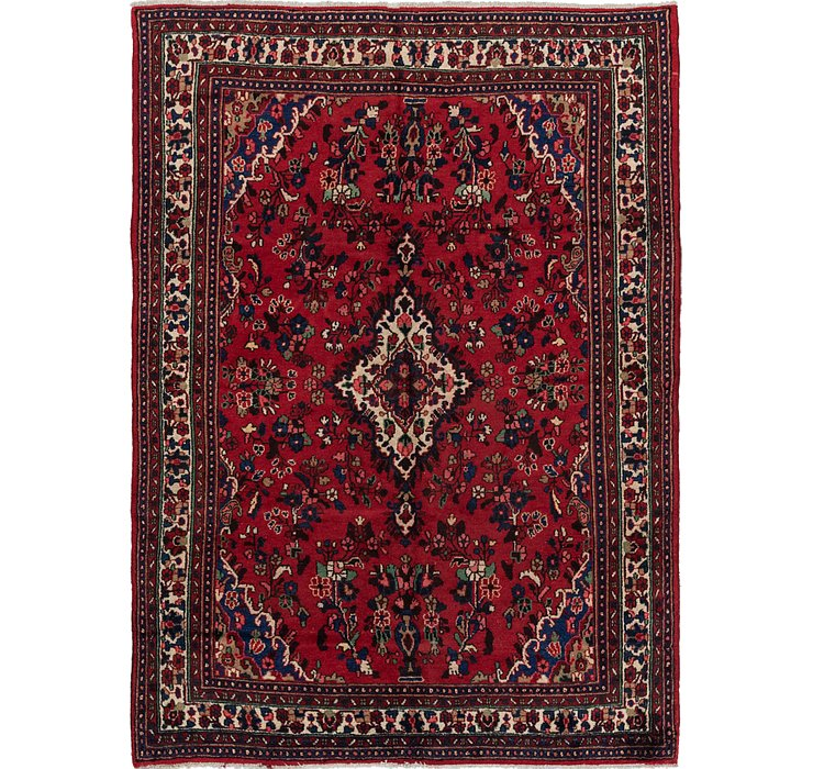 7' 2 x 9' 10 Shahrbaft Persian Rug