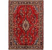 Link to 6' 10 x 9' 10 Hamedan Persian Rug