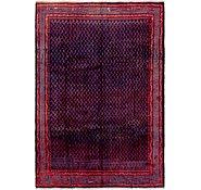 Link to 213cm x 310cm Farahan Persian Rug