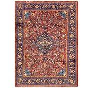 Link to 213cm x 305cm Farahan Persian Rug