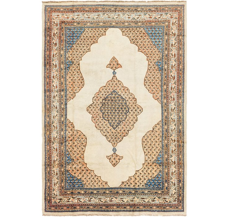 7' 10 x 11' 8 Farahan Persian Rug
