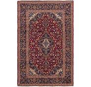 Link to 198cm x 305cm Kashan Persian Rug