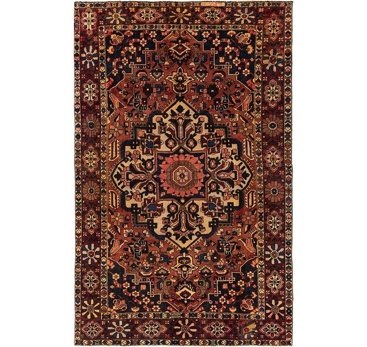 200cm x 315cm Bakhtiar Persian Rug