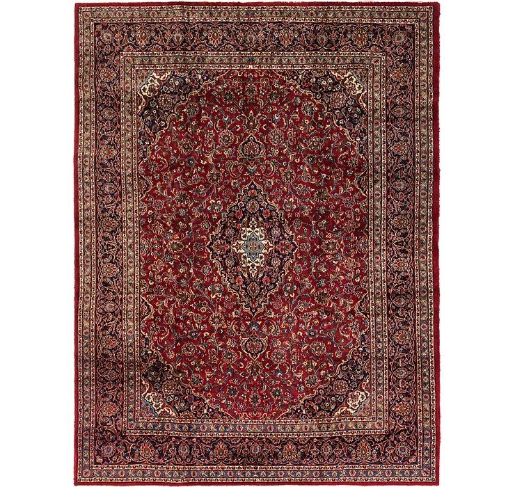 9' 5 x 12' 8 Kashan Persian Rug