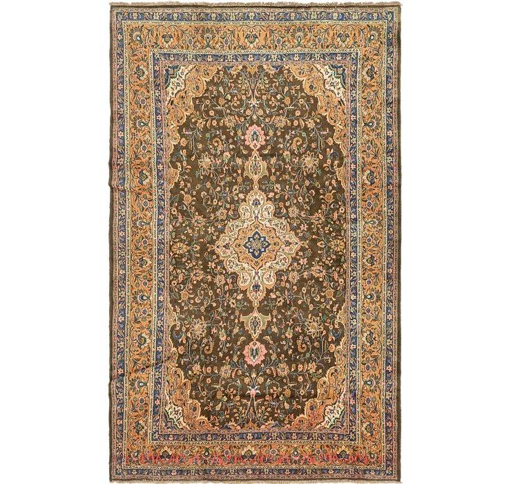 7' 3 x 11' 8 Shahrbaft Persian Rug