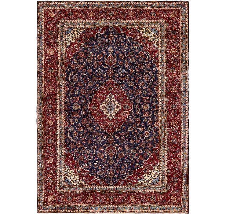 9' 6 x 13' 4 Kashan Persian Rug
