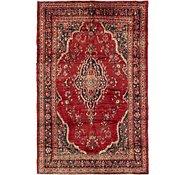 Link to 208cm x 320cm Hamedan Persian Rug