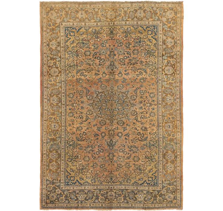 225cm x 323cm Isfahan Persian Rug