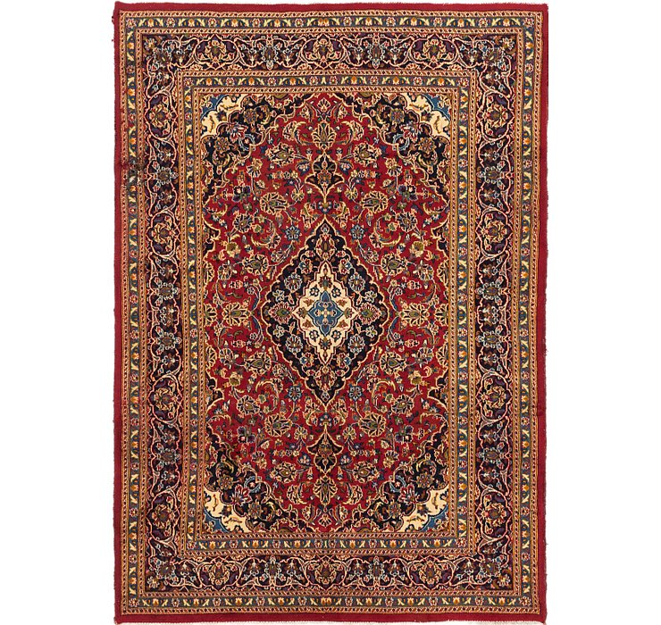 200cm x 290cm Mashad Persian Rug
