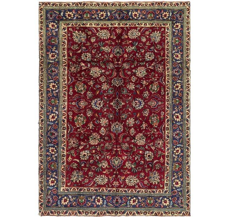 6' 9 x 9' 10 Tabriz Persian Rug