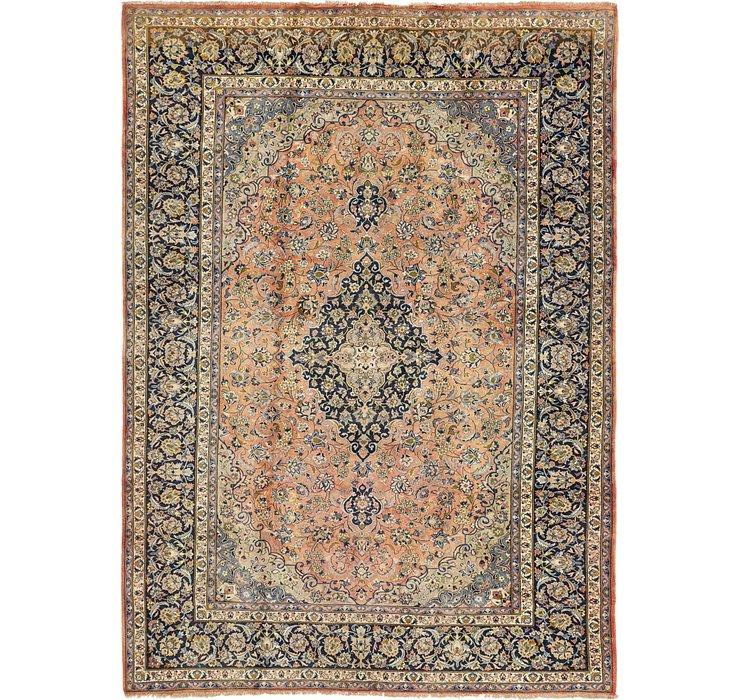 9' 7 x 13' 6 Mashad Persian Rug