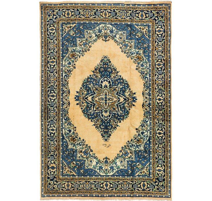 7' 8 x 11' 4 Tabriz Persian Rug