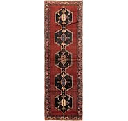 Link to 3' 7 x 11' 3 Hamedan Persian Runner Rug