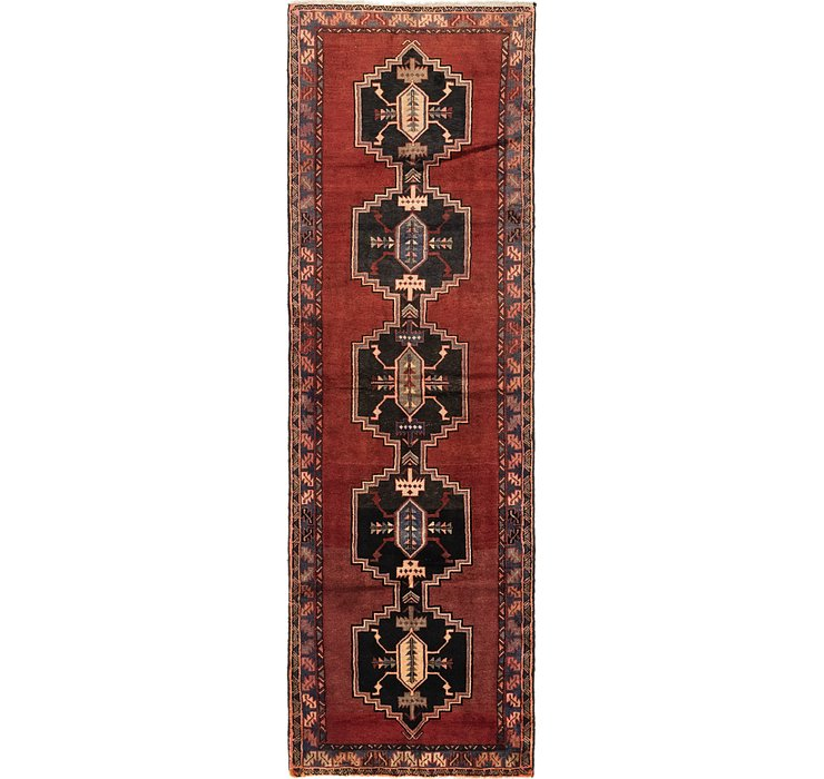 3' 7 x 11' 3 Hamedan Persian Runner ...