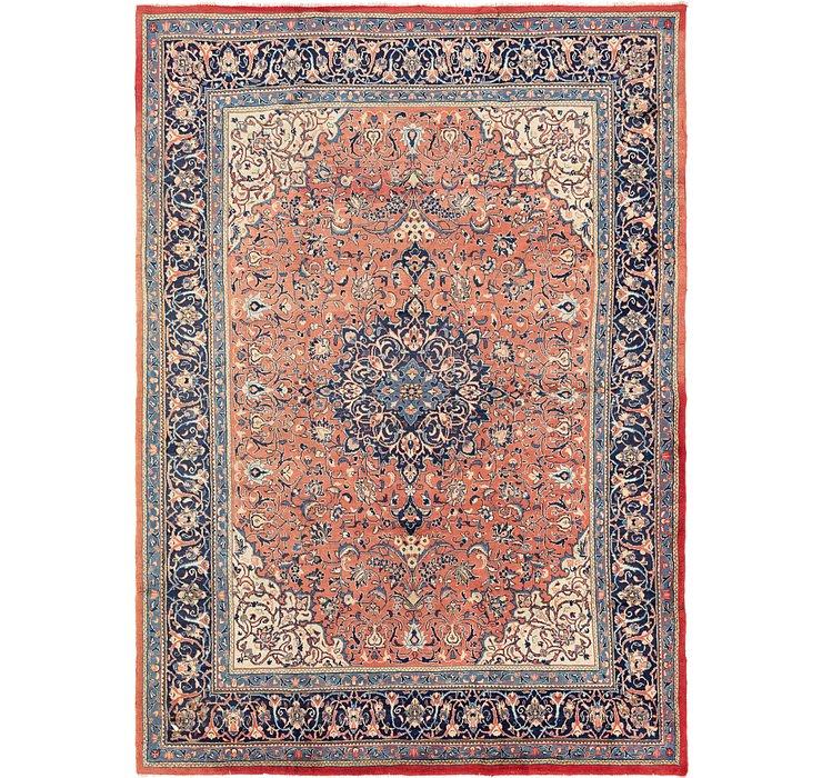 9' 7 x 13' 6 Farahan Persian Rug