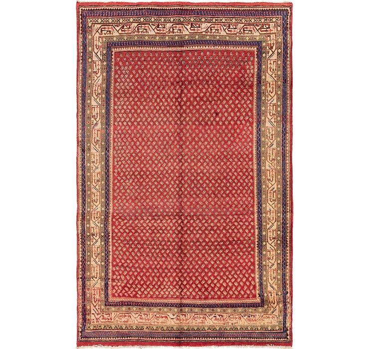 205cm x 325cm Botemir Persian Rug