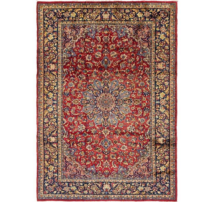 7' 10 x 11' 2 Isfahan Persian Rug