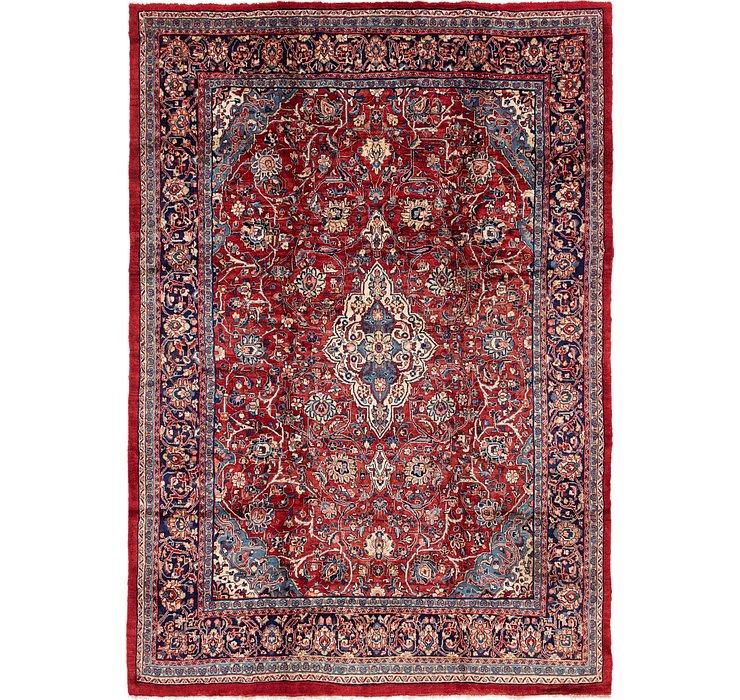 280cm x 395cm Sarough Persian Rug