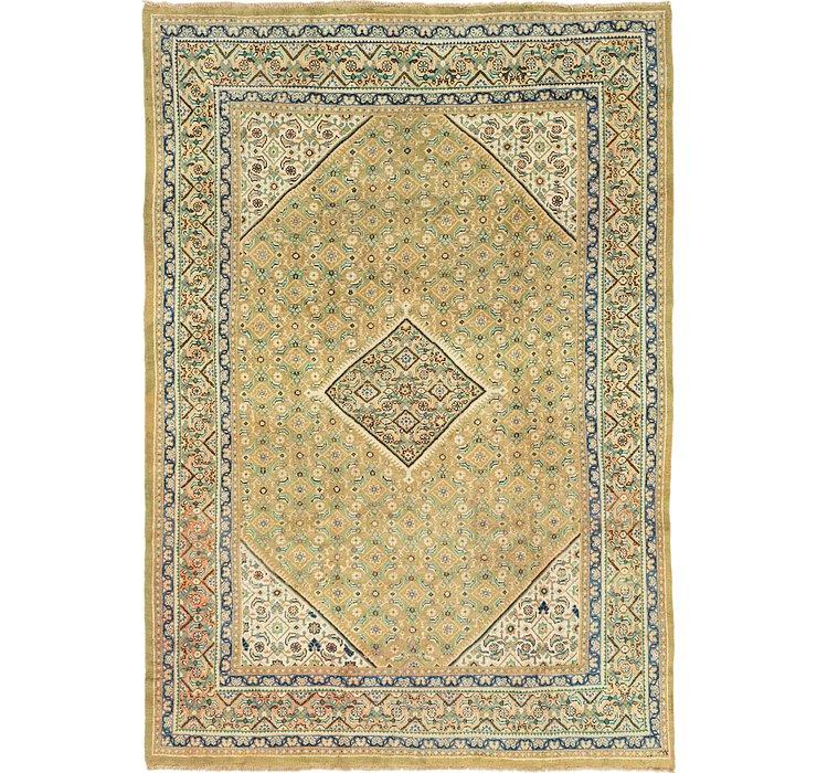 267cm x 390cm Farahan Persian Rug