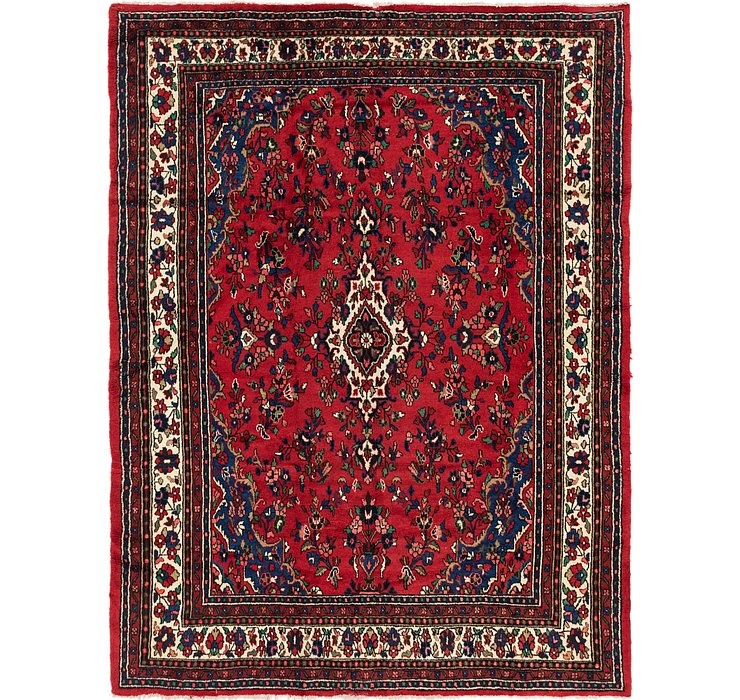 8' 7 x 11' 7 Shahrbaft Persian Rug