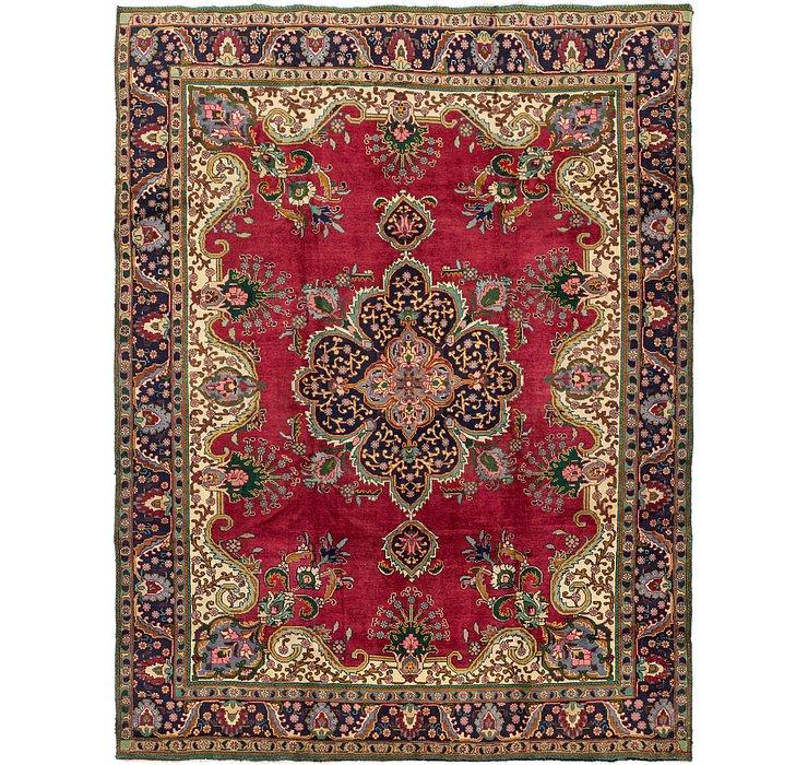 287cm x 378cm Tabriz Persian Rug