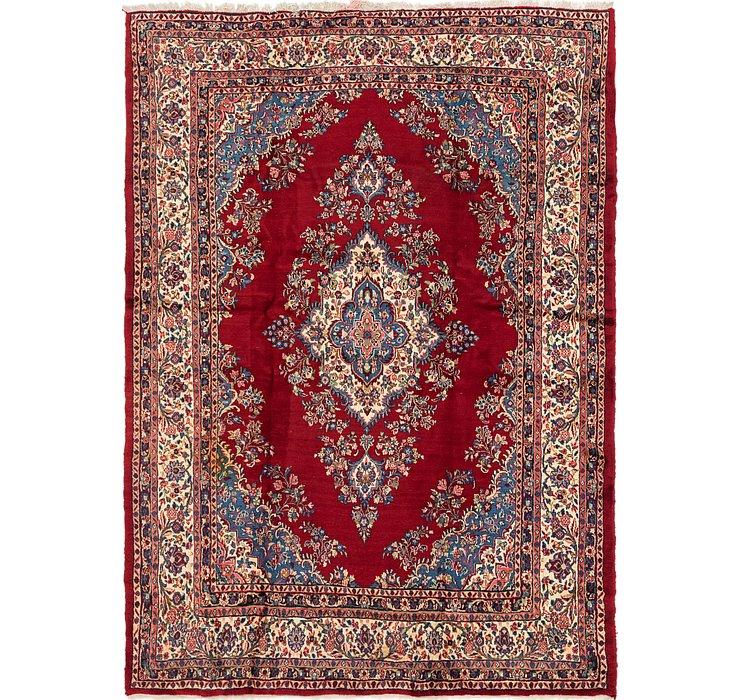 8' 8 x 12' Shahrbaft Persian Rug