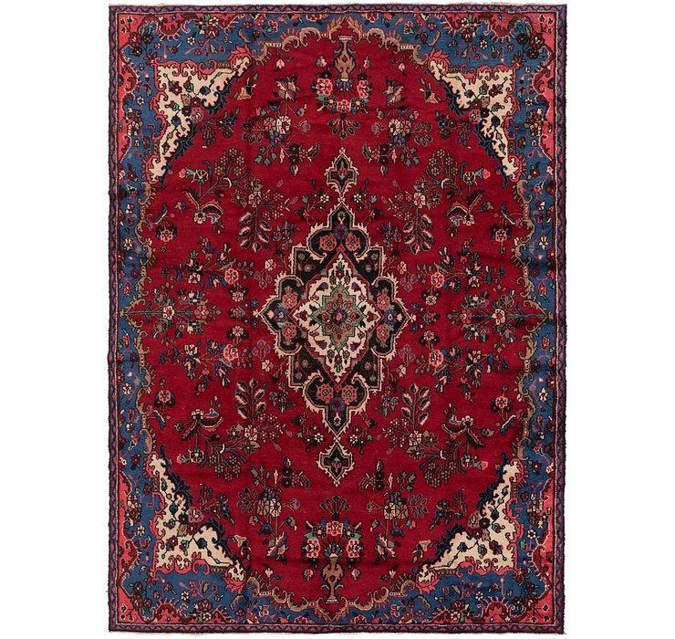 7' 7 x 10' 5 Hamedan Persian Rug