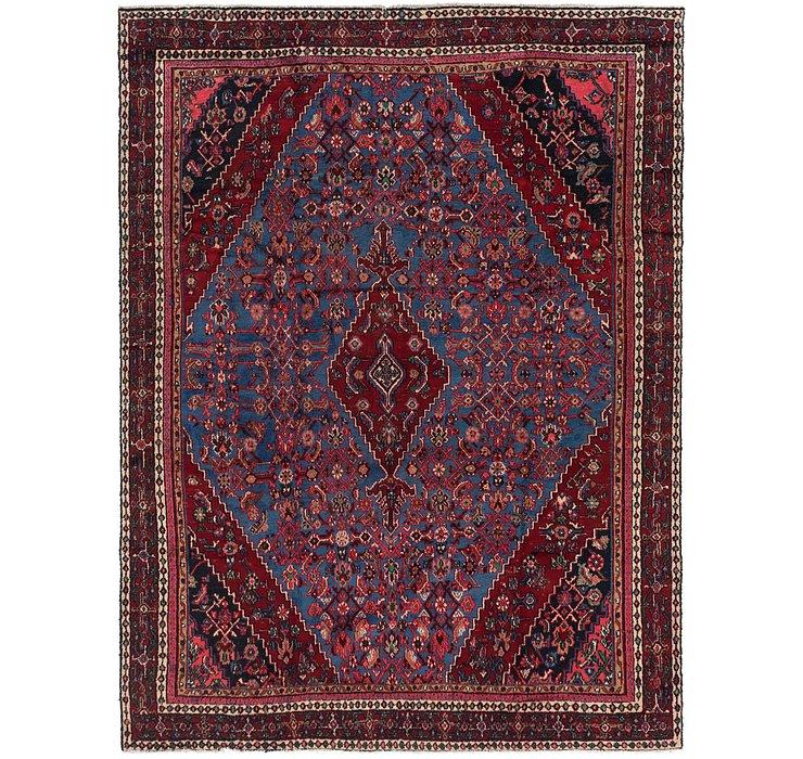 8' 2 x 10' 10 Hamedan Persian Rug