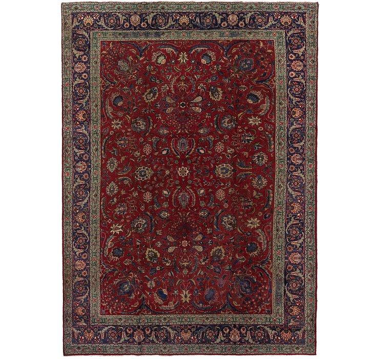 297cm x 427cm Tabriz Persian Rug