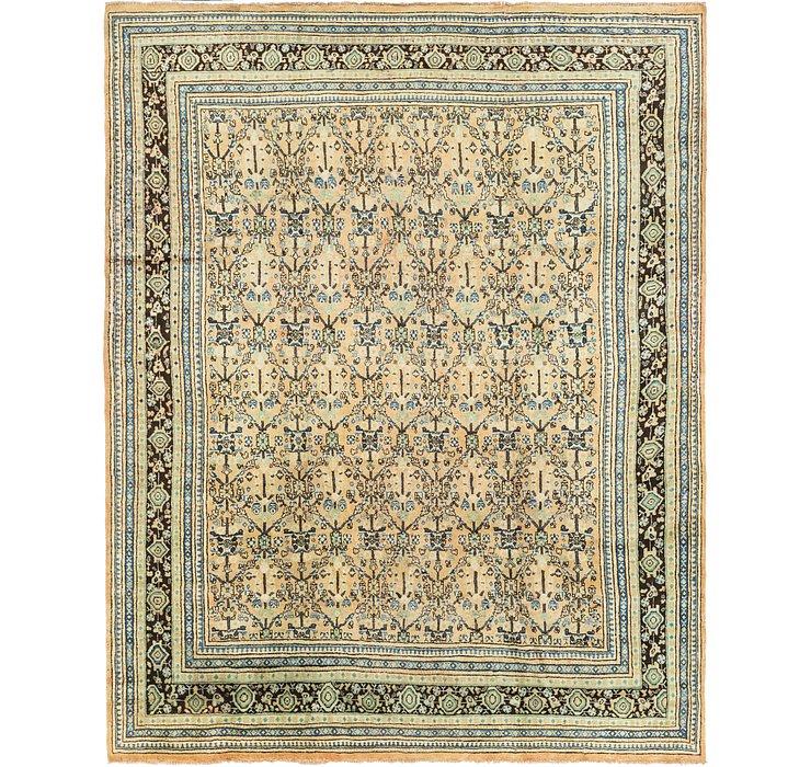 9' 4 x 12' 6 Farahan Persian Rug