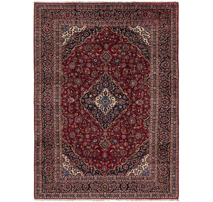 297cm x 417cm Kashan Persian Rug