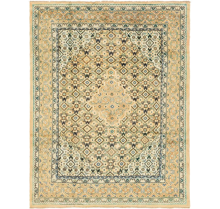 9' 2 x 11' 9 Farahan Persian Rug