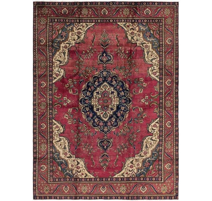 9' 2 x 14' Tabriz Persian Rug