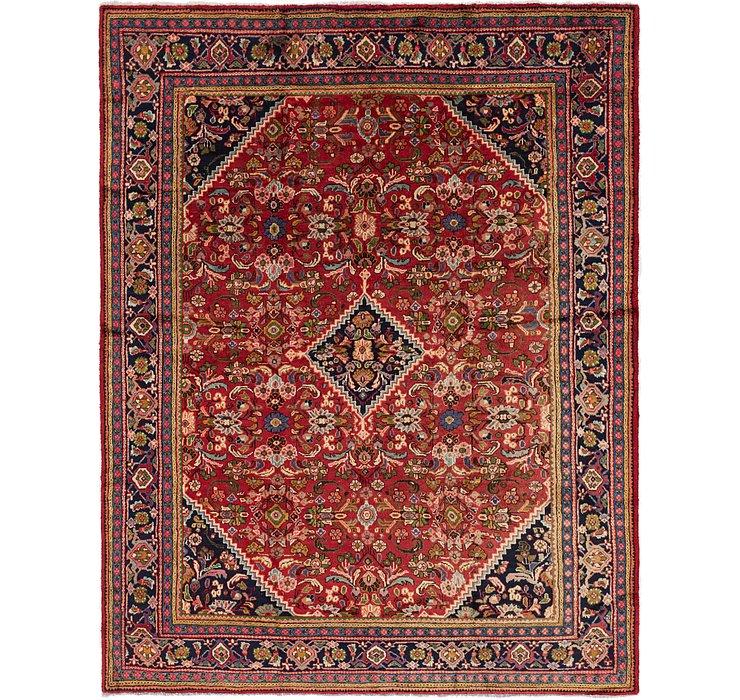 300cm x 390cm Mahal Persian Rug