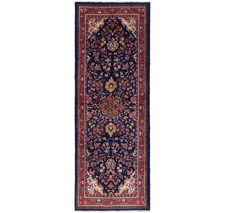 3' 10 x 11' 6 Mahal Persian Runner Rug