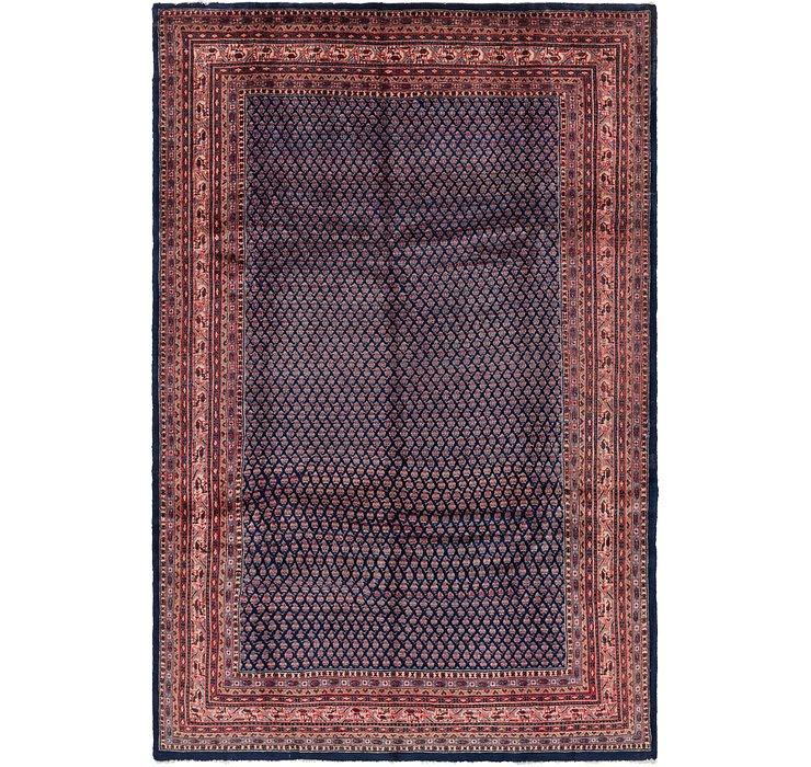 7' x 10' 4 Botemir Persian Rug