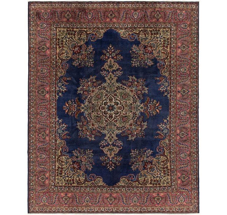 10' x 12' 2 Tabriz Persian Rug