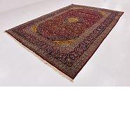 Link to 9' 5 x 13' 5 Kashan Persian Rug
