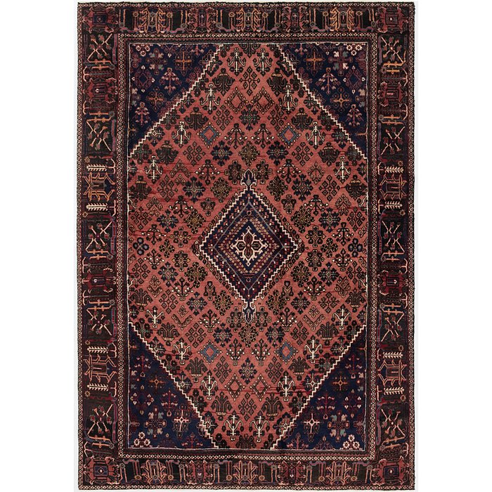 7' 7 x 11' 3 Joshaghan Persian Rug
