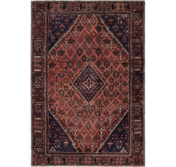230cm x 343cm Joshaghan Persian Rug