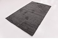 Link to 5' 2 x 8' Solid Shag Rug